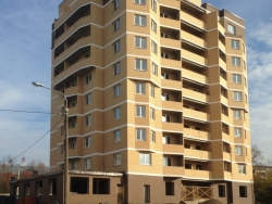 Жилой дом на ул. Полосухина